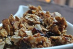 Graham Cracker Granola