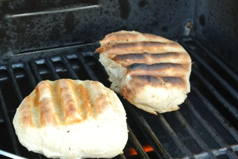 Grilled Bread!