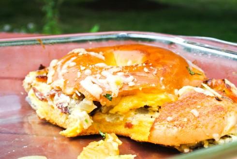Bagel Bake 3