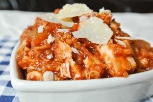 Marinara Quinoa with Chicken-1