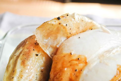 Roasted Chicken with Lemon-4