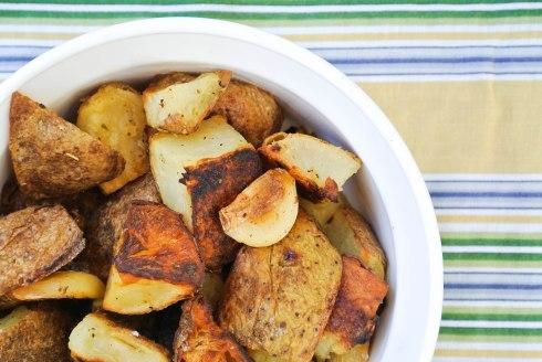 Roasted Potatoes-7
