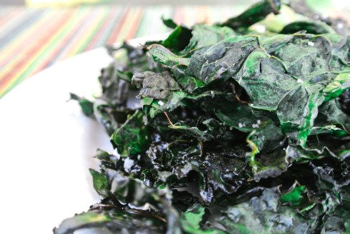 How to Make Kale Chips-11