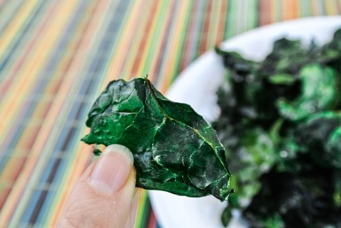 How to Make Kale Chips-12