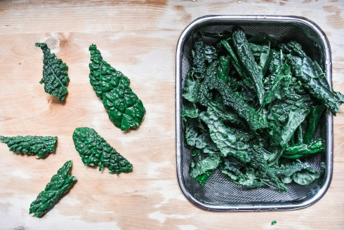 How to Make Kale Chips-2