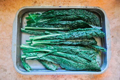 How to Make Kale Chips-5