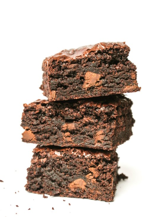 King Arthur Fudge Brownies-2